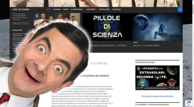 Finalmente il nuovo sito!
