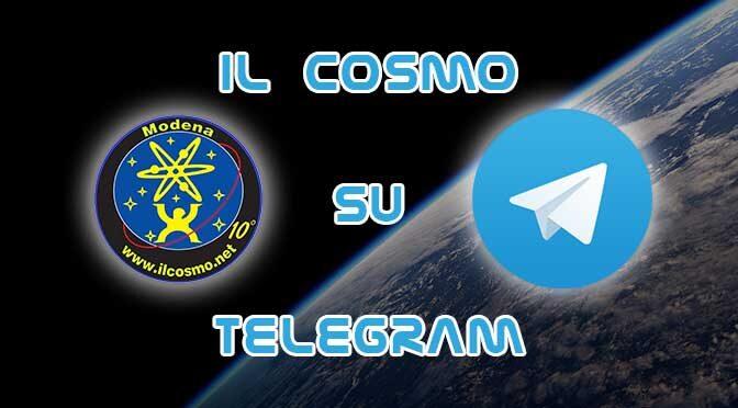 Il COSMo su Telegram